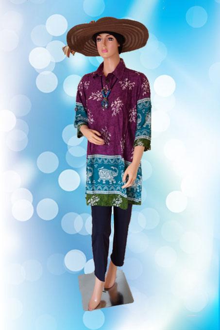 Batik Jumbo Ungu (Dp)