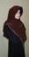 Hijab Kotak Mote Coklat