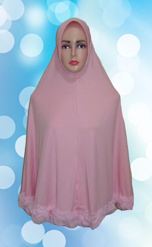 Hijab Instan Syari ( Depan )