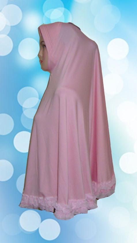 Hijab Instan Syari ( Samping )