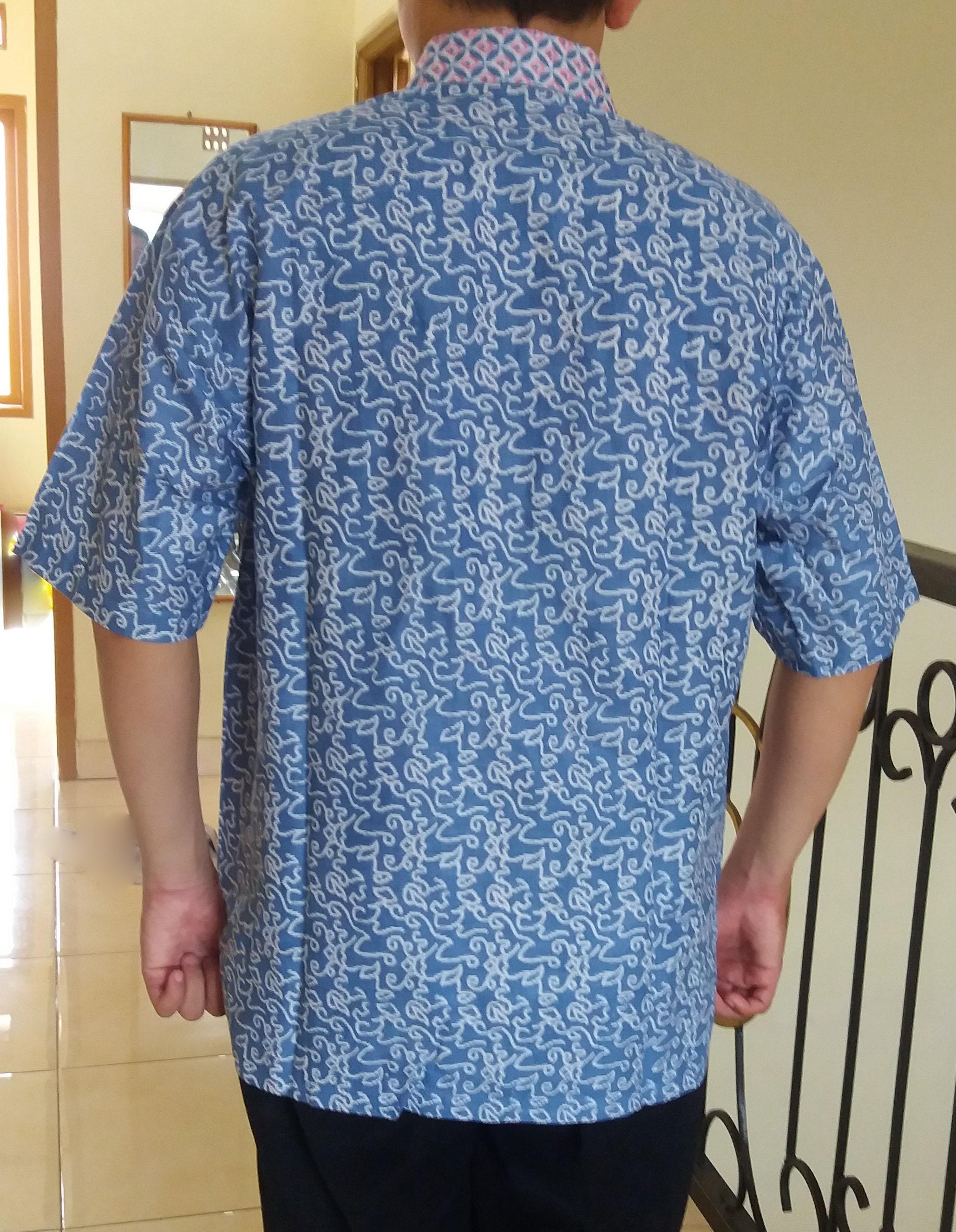 Batik pria (Blk)