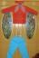 Setelan Baju Koko Anak ( Merah )