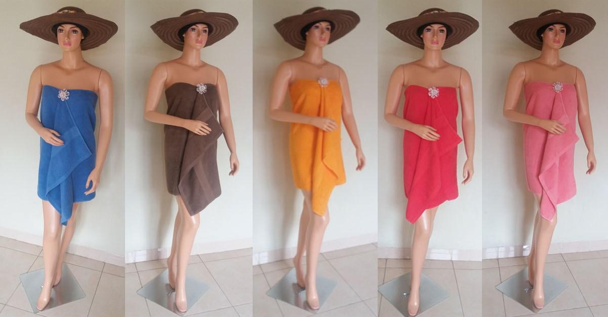 Handuk warna warni Mandi copy