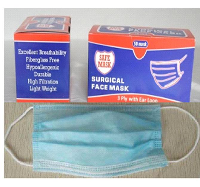 Safe mask