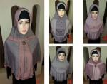 Hijab Instant / Kerudung Kaos