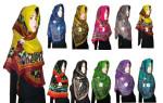 Hijab Kotak Cantik