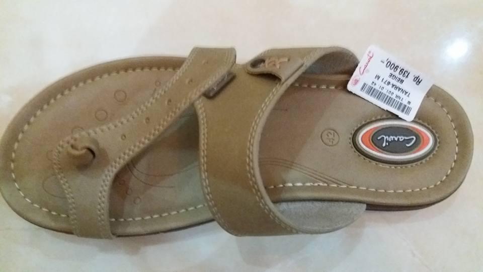 Copy of Sepatu Carvil Krem 4