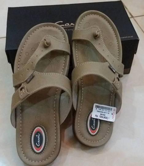 Copy of Sepatu Carvil Krem 5