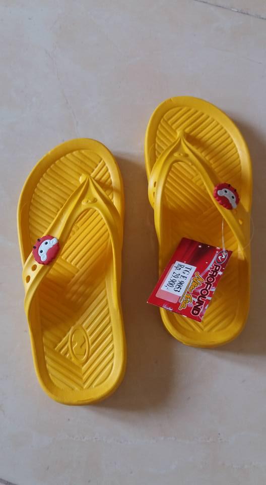 Sandal Karet anak 6