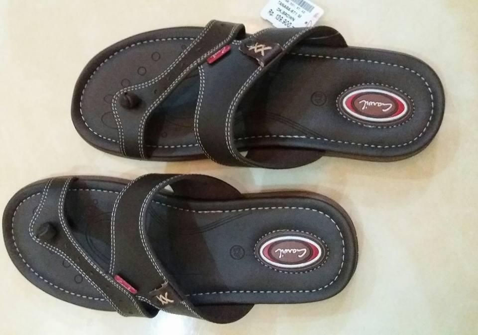 Sepatu Carvil Dark Brown 3