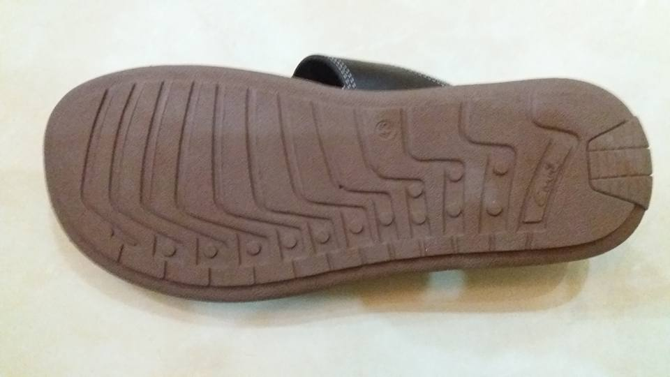Sepatu Carvil Dark Brown 4