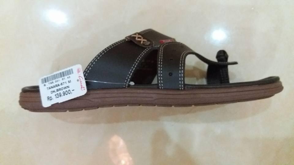 Sepatu Carvil Dark Brown 5