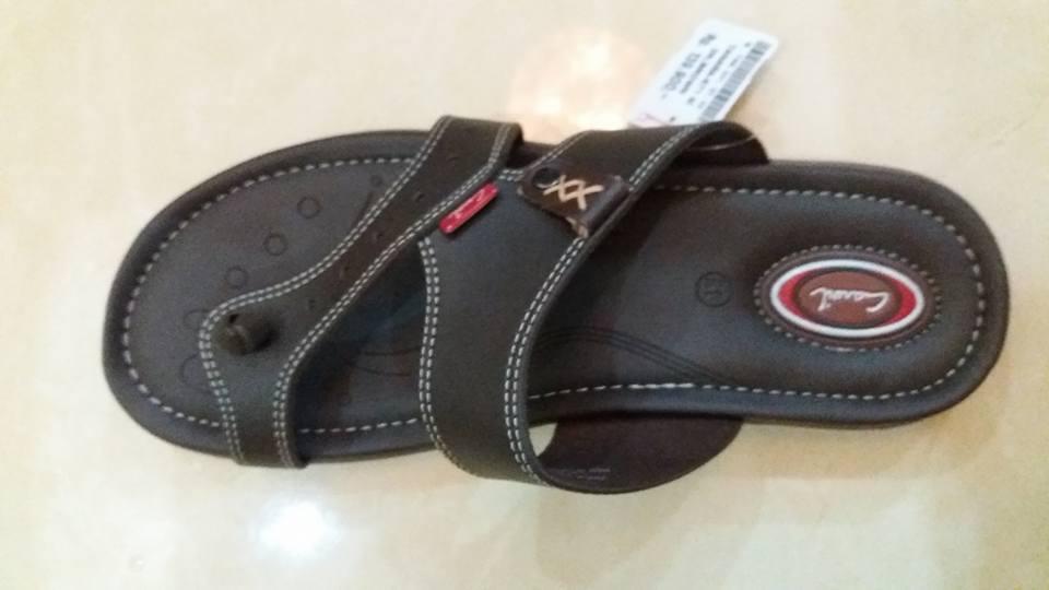 Sepatu Carvil Dark Brown 6