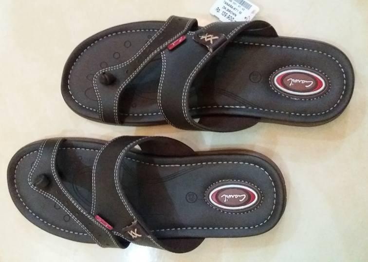 Sepatu Carvil Dark Brown 7