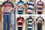 Baju Kaos Kerah Pria Dewasa Trendy 3