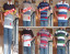 Baju Kaos Kerah Pria Dewasa Trendy 8  M