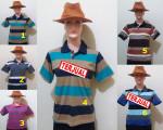 Baju Kaos Kerah Anak Laki 2