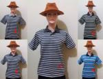 Baju Kaos Kerah Anak Laki 1