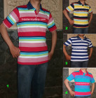Baju Kaos Kerah Pria Dewasa Trendy 13  – M