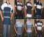 Baju Kaos Kerah Pria Dewasa Trendy 15  – M