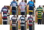 Baju Kaos Kerah Pria Dewasa Trendy 20  – XL